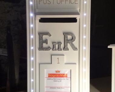 New Style Post Box