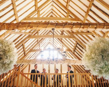 4 Things Every Barn Wedding Needs